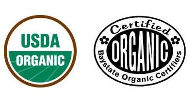 organic certifications